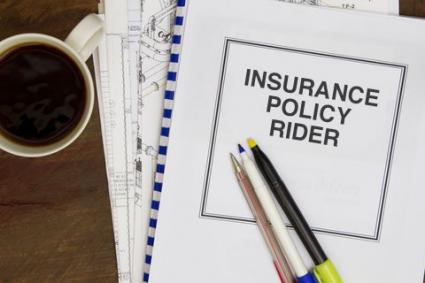 insurance rider