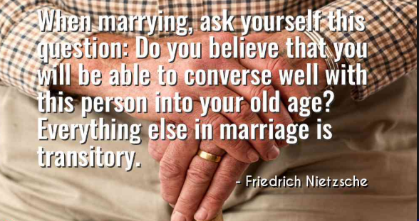 right age to get married